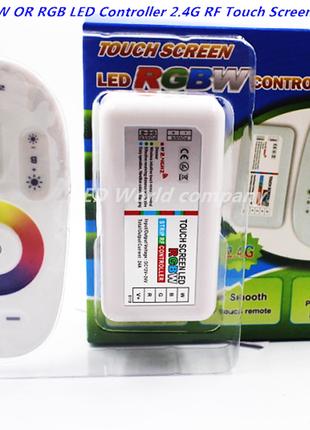 Контроллер для RGBW LED лент