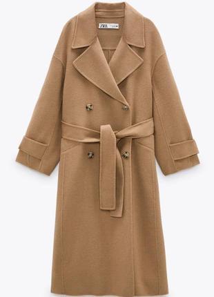 Пальто, лимитированная коллекция zara