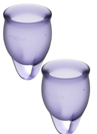 Satisfyer - Менструальные чаши