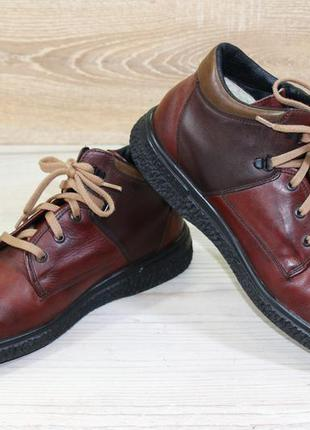 Ботинки  rieker. германия.оригинал. размер 42.