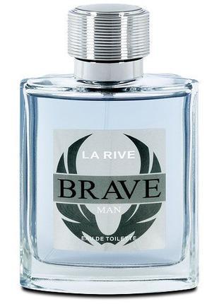 """Тестер Туалетная вода для мужчин La Rive """"Brave Man"""" 100мл Польша"""