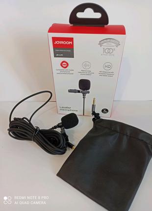 Петличный микрофон JOYROOM JR-LM1
