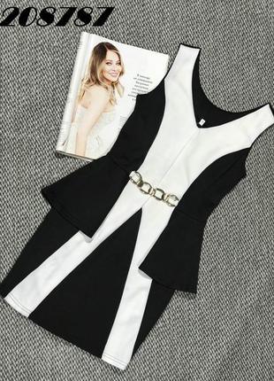 Женское платье с баской s-l