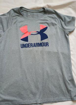 Спортивная Майка,футболка,для спорта на девочку Under armour