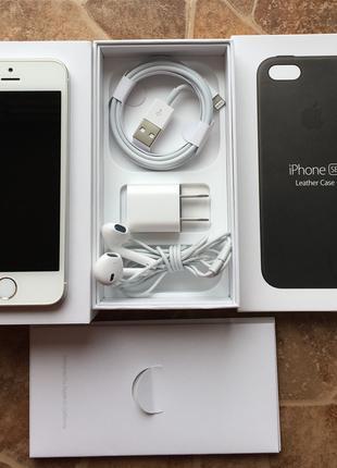 IPhone SE 16GB Silver Neverlock