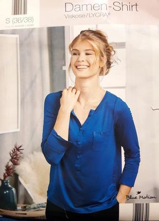 Кофта, блуза, рубашка, реглан в стиле хенли германия