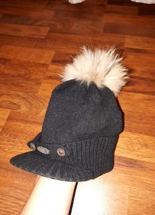 Зимняя шапка mokosh 54-56