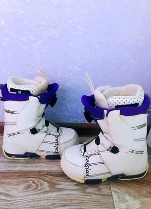 Сноубордические ботинки сelsius