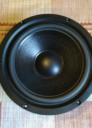 НЧ басовый динамик Canton, 2 катушки, 180/300, от 22 Гц. 22 см