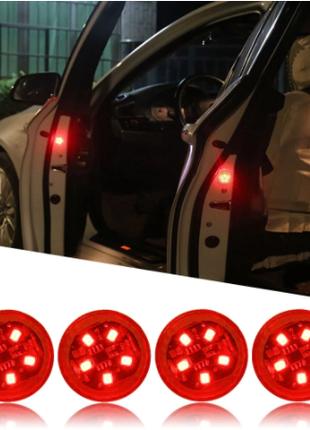 Универсальные светодиодные огни для открывания дверей авто (2шт)