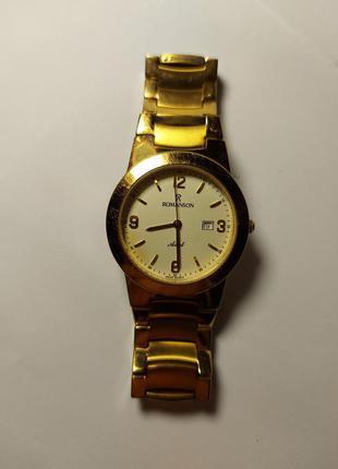 Мужские наручные часы Romanson Adel TM5597M