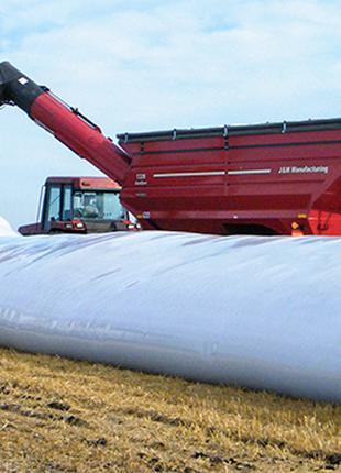 Полимерные рукава для зерна и/или кормов