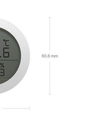 Гигрометр Xiaomi (LYWSDCGQ/01ZM) Mi Temperature Humidity