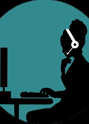 Оператор call-центра (+онлайн чат)