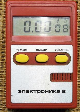 Часы ретро - Электроника 2