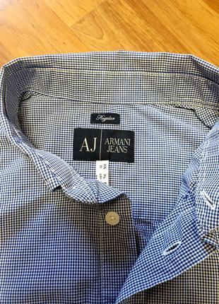Мужская рубашка Armani