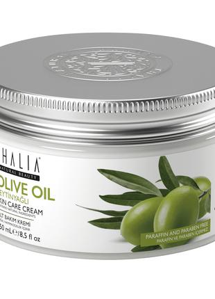 Крем для лица и тела Thalia с оливковым маслом