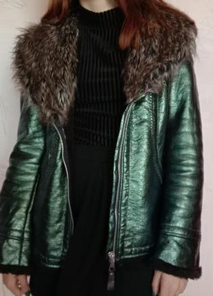#куртка#miss sixty