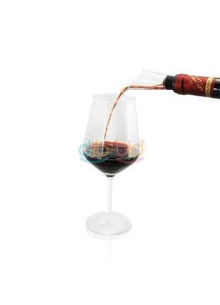 Пробка дозатор аэратор для вина пластик