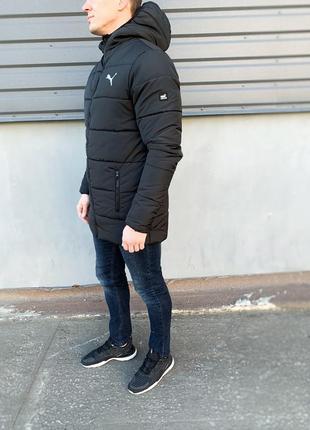 Пуховик, куртка мужская