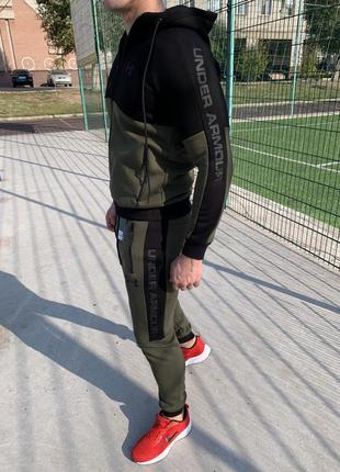 Зимний мужской спортивный костюм