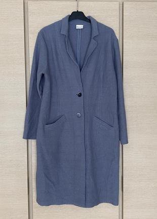 Пальто стиль оверсайз англия размер l