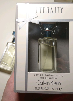 Calvin Klein - Eternity for Woman парфюмированная вода для женщин