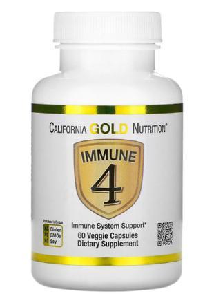California Gold Nutrition, Immune4