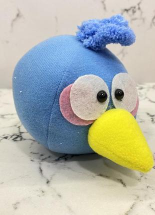 Мягкая игрушка. ручная работа. angry birds энгри бердс