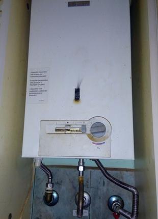Ремонт газових котлів та колонок