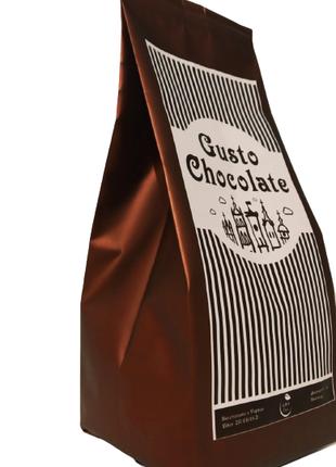 Натуральний Гарячий Шоколад. Hot Chocolate. Gusto Chocolate.Какао