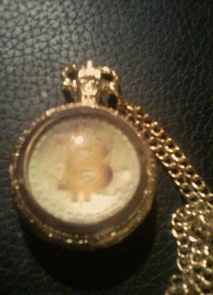 Часы, позолота