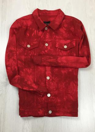F9 джинсовая куртка boohoo man курточка куртка