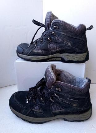 Зимние трекинговые ботинки karrimor waterprof, англия, унисекс...