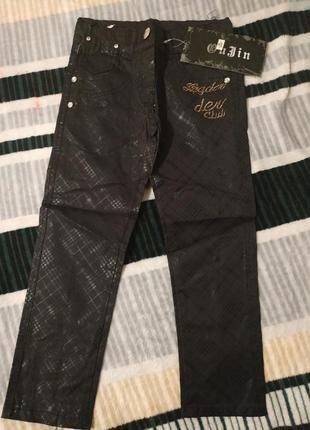 Джинсы штаны брюки для девочек