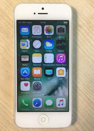 Смартфоны Apple iPhone 5 16GB Уценка