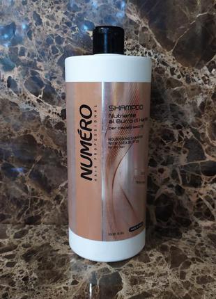 Шампунь для волос numero brelil с маслом карите/нумеро брелил