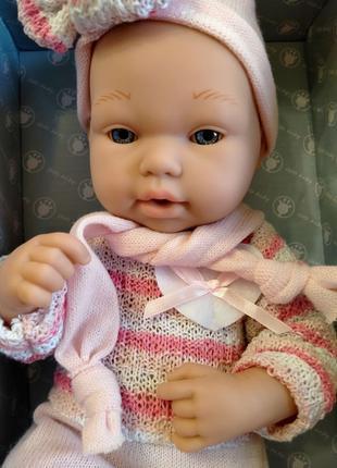 Кукла пупс 35 см по типу реборн