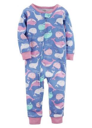 Пижамки, человечки, слипы Carters, 18М