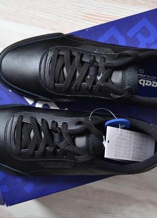Кожаные мужские кроссовки reebok royal heredis оригинал