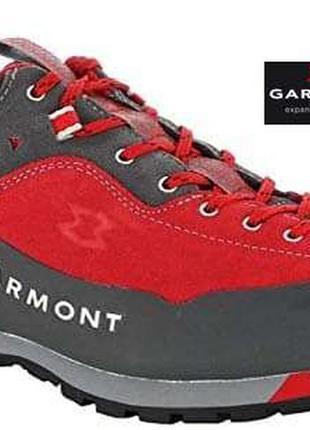 Men hiking shoe garmont dragontail low lt 2019 red 42eu new