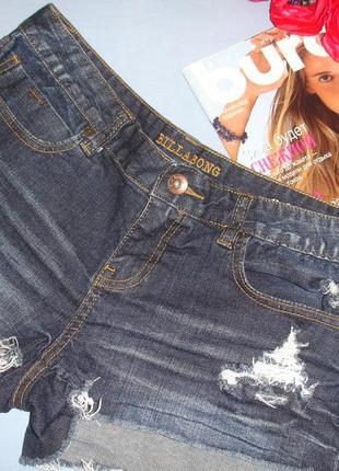 Женские шорты джинсовые размер 46 / 12 короткие летние модные ...