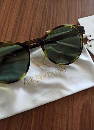 Новые солнцезащитные очки a.kjaerbede унисекс