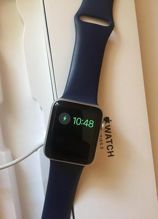 Часы apple 3 series