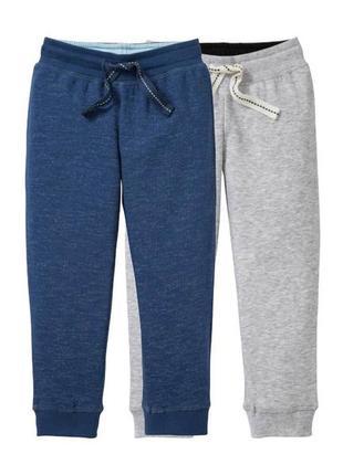 Утепленные спортивные штаны lupilu на байке
