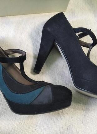 Туфлі 39 р. modernissima италия
