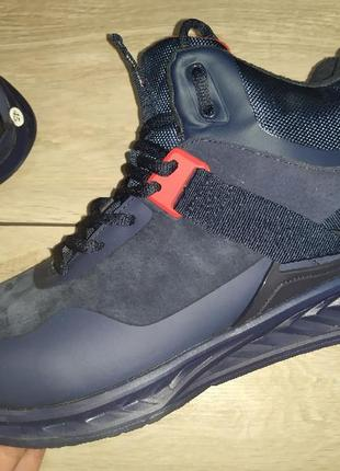 Осень высокие кроссовки puma ботинки