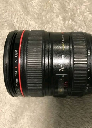 Canon 24 105 обьектив