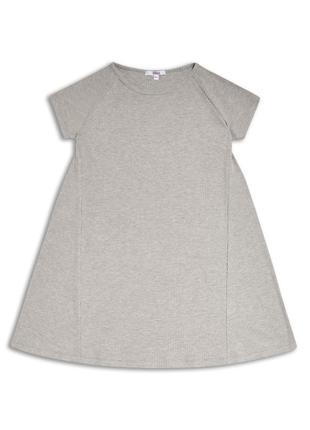 Платье, ткань рубчик англия