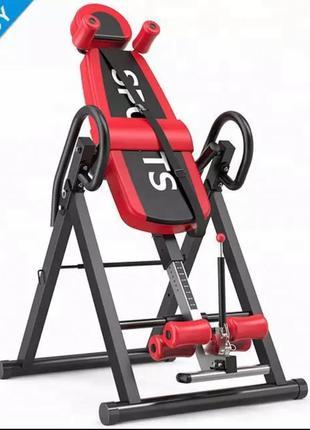 Инверсионный стол, для выравнивания спины ,вытяжка позвонков шеи